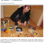 Ouest-France 09/11/2011